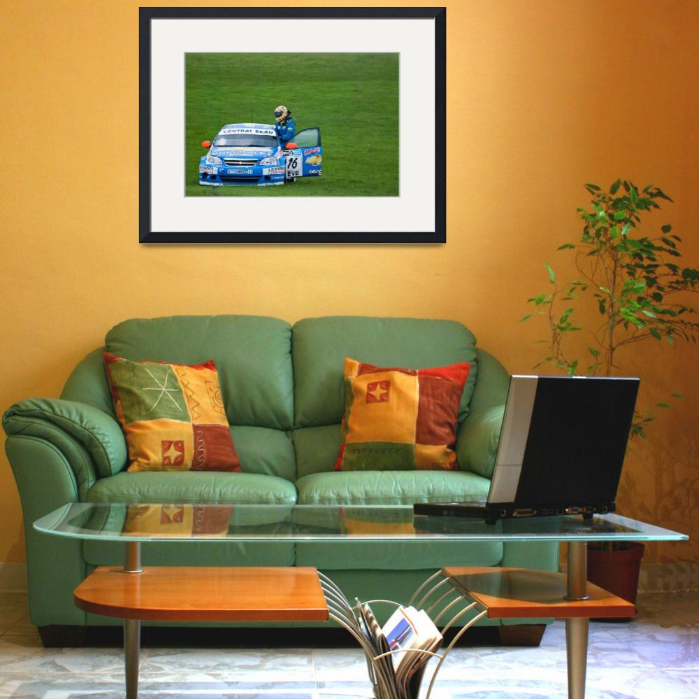 """""""Touring Car""""  (2008) by HeatherCampion"""