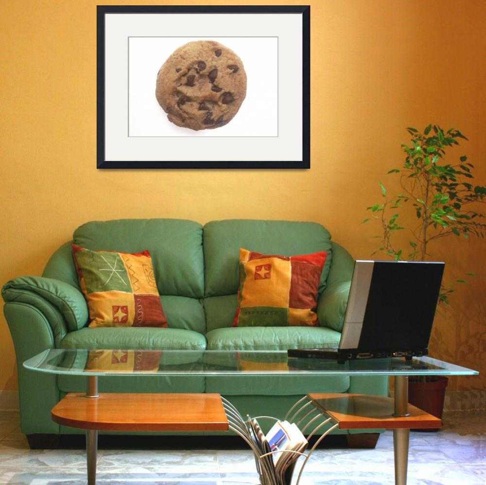 """""""Chocolate Chip Cookie&quot  by Alleycatshirts"""