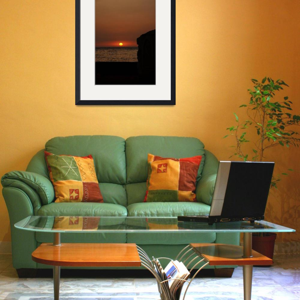 """""""El Mina Sunset Is Calling To Me 0827&quot  (2010) by rayjacque"""