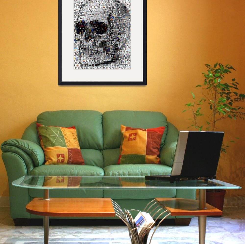 """""""Skull Montage&quot  (2005) by finalscore"""