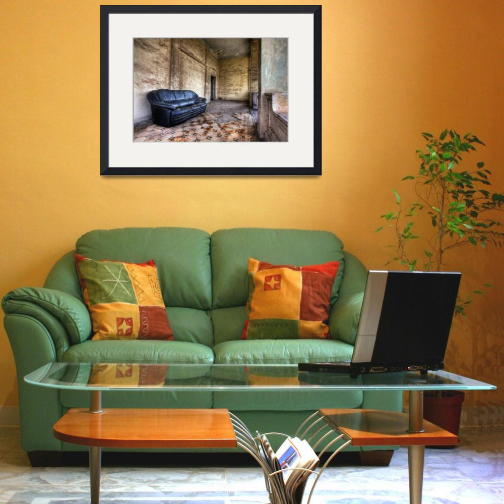 """""""Sofa&quot  (2011) by vedd"""