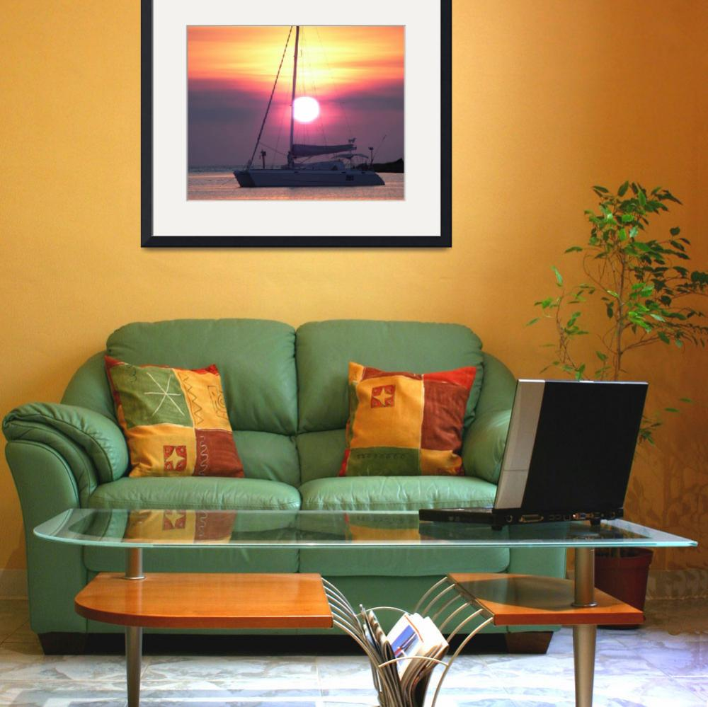 """""""Sails Down&quot  (2007) by rayjacque"""