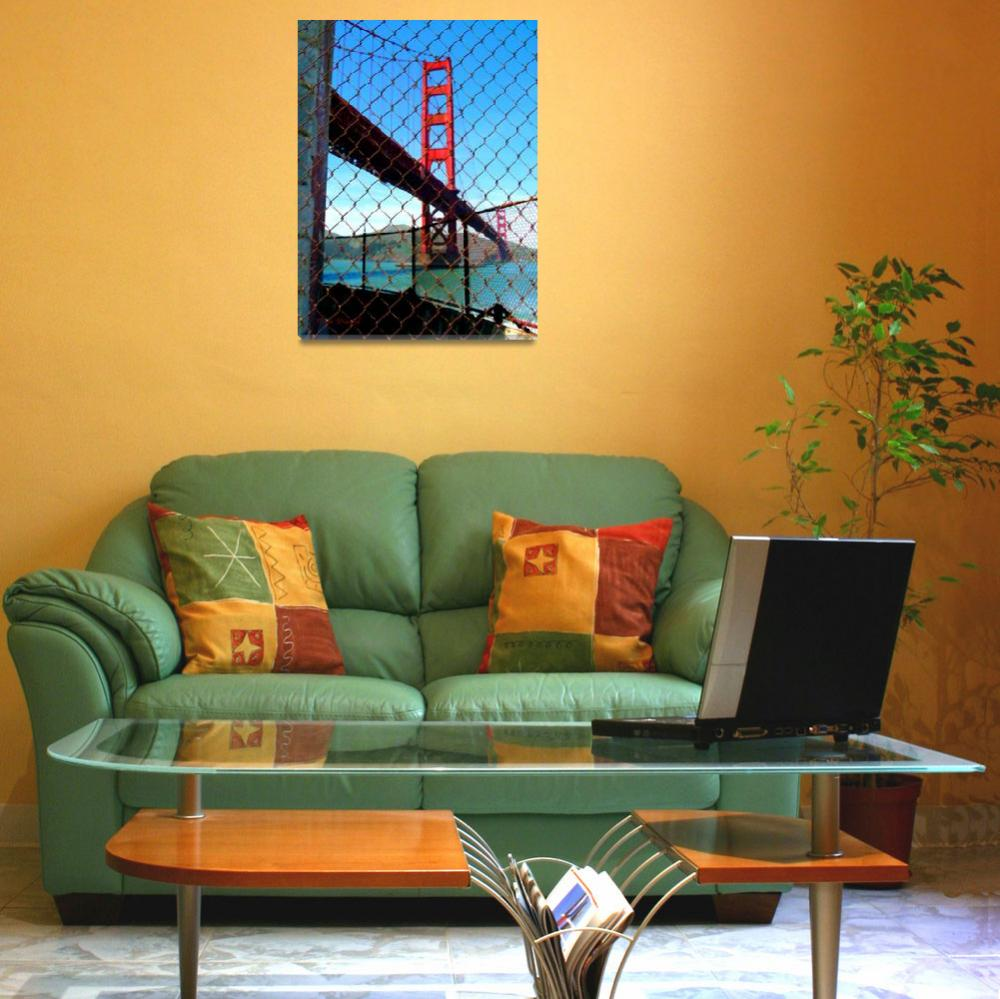 """""""Golden Gate&quot  (2010) by nicoindo"""