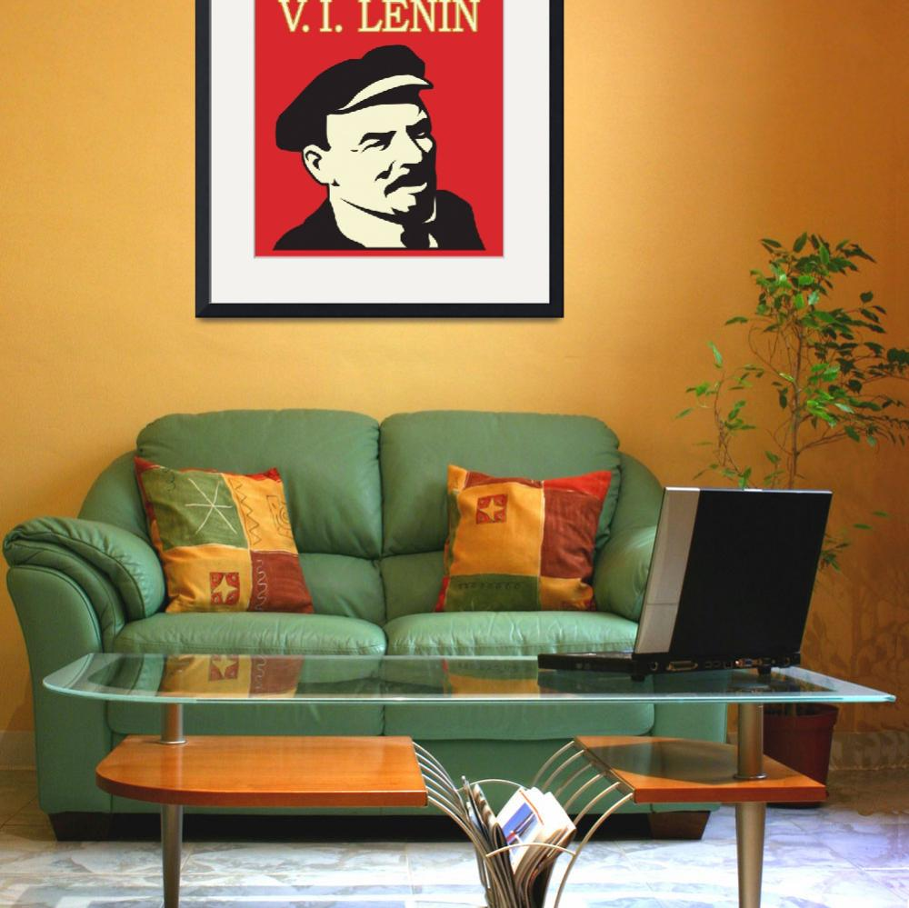 """Vladimir Lenin 7&quot  by oldies"