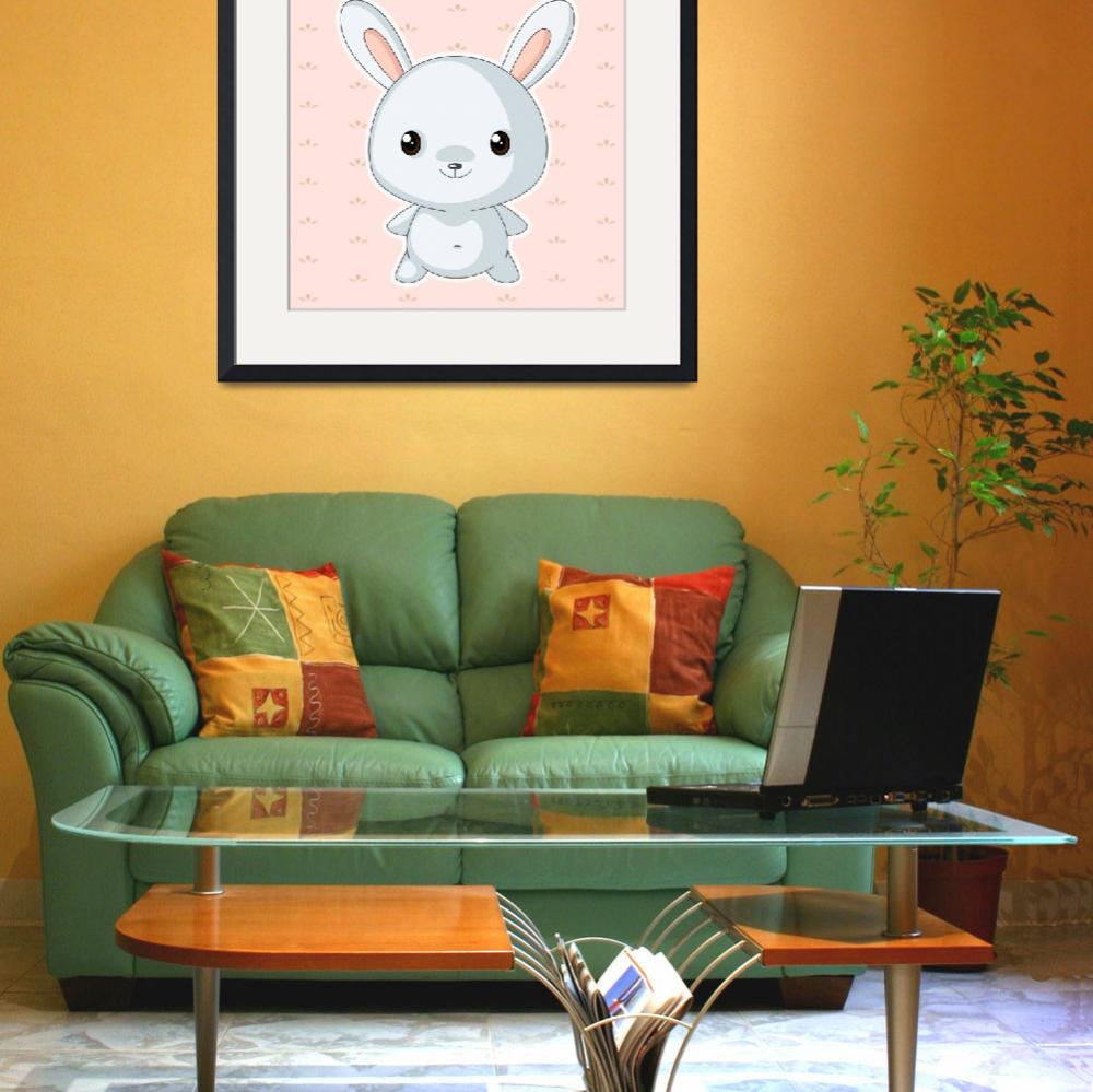 """""""Bunny&quot  (2011) by nomi"""