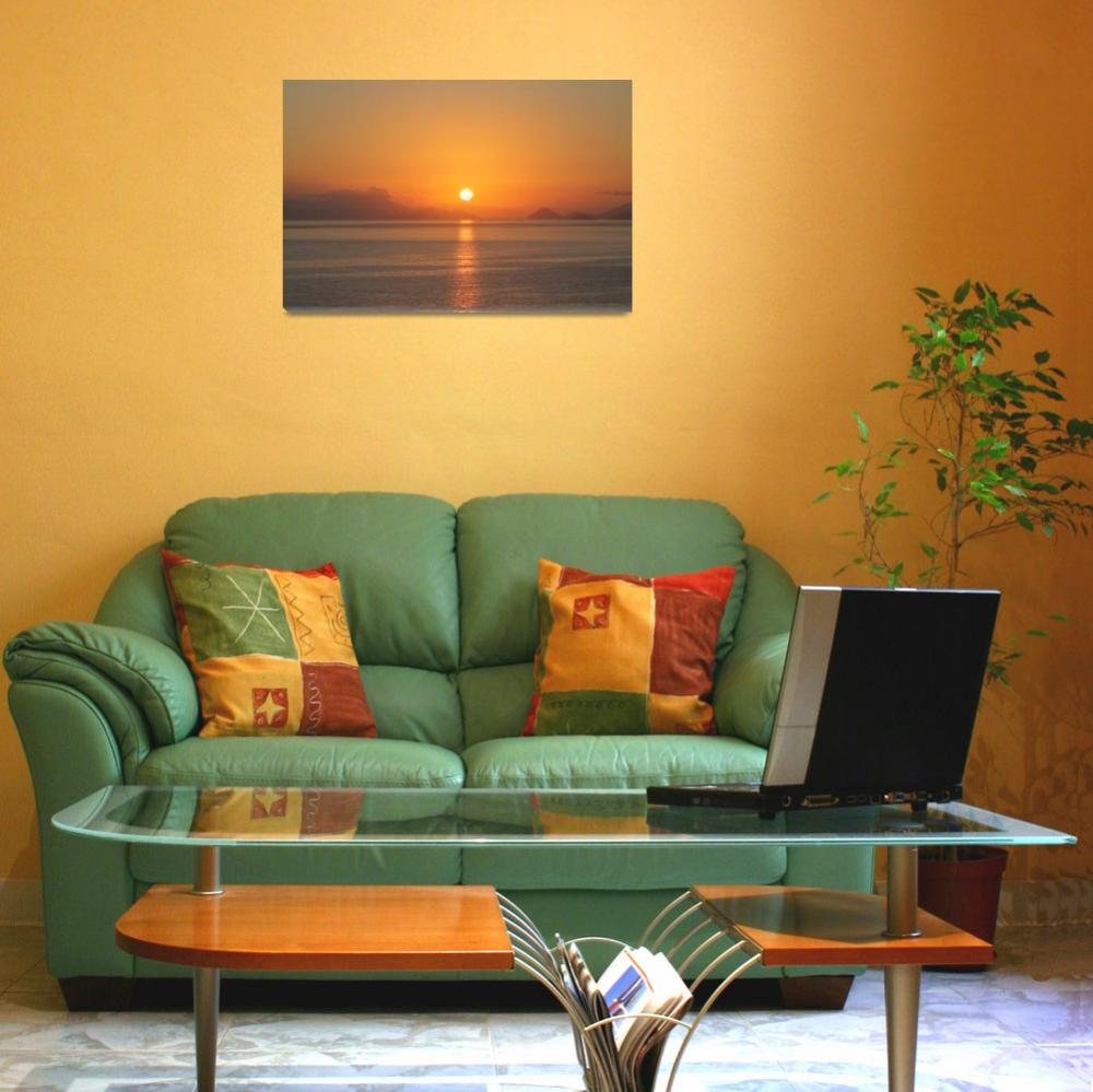 """Sunrise over the Virgin Islands - March 2013""  by victoriaprehn"