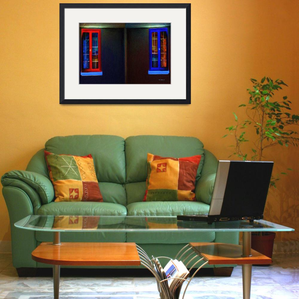"""""""Two Windows&quot  (2013) by RCdeWinter"""