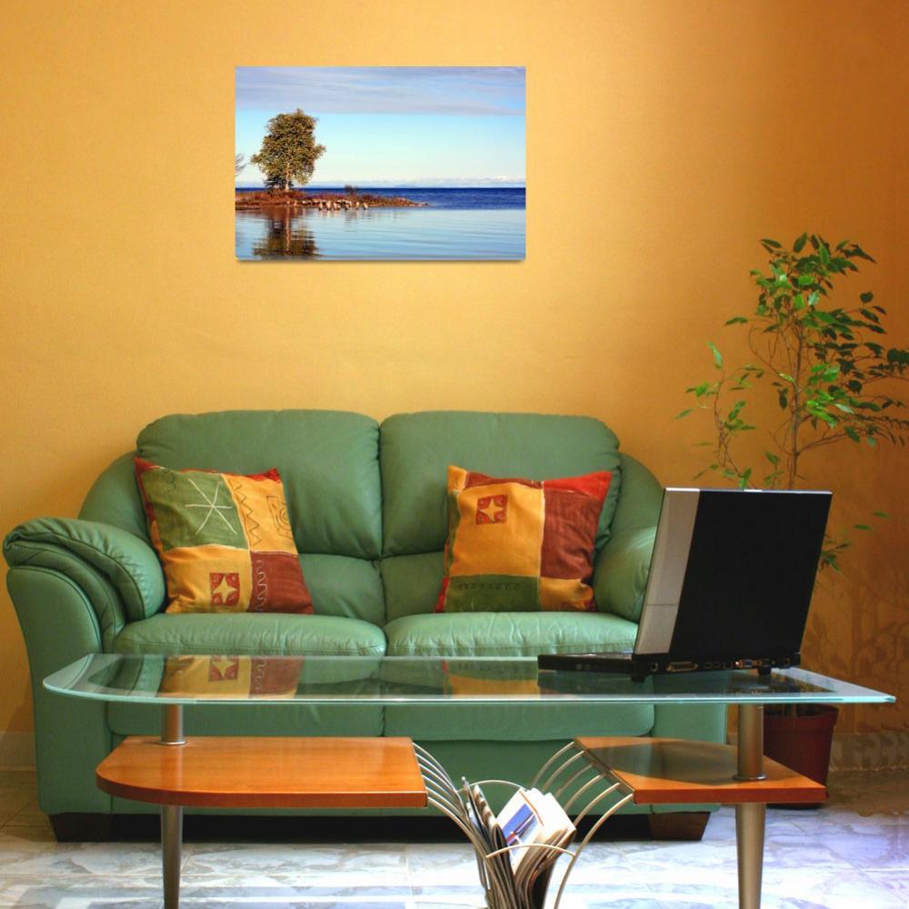 """""""Lake Superior Shoreline""""  by ebgraphics"""