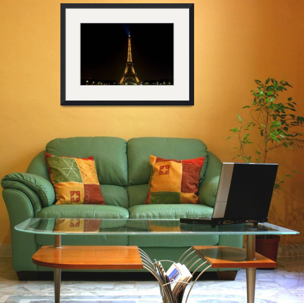 """Eiffel 1""  by smPhotography"