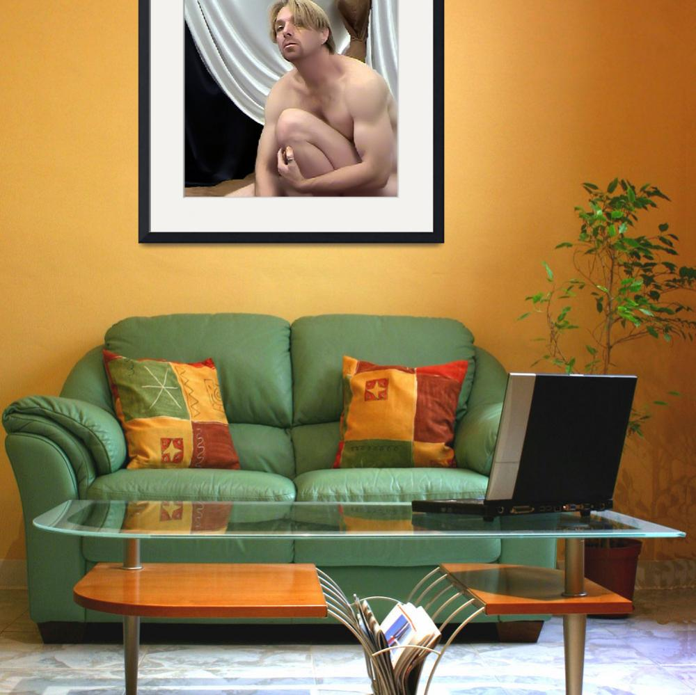 """""""Naked Artist&quot  (2004) by LoveMale"""