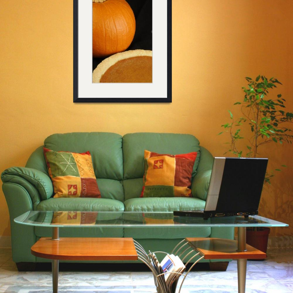 """""""Pumpkin and Pie&quot  (2010) by timothyoleary"""