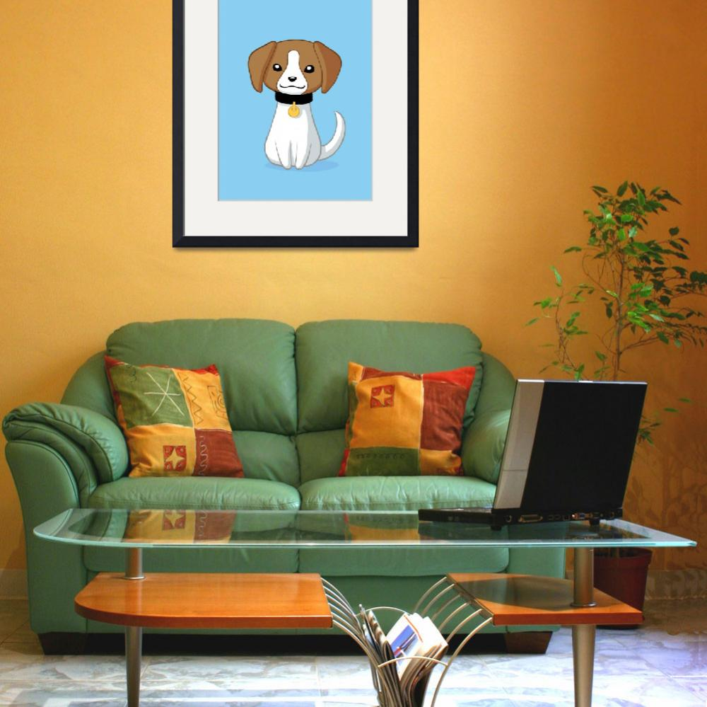"""""""Beagle&quot  (2012) by freeminds"""
