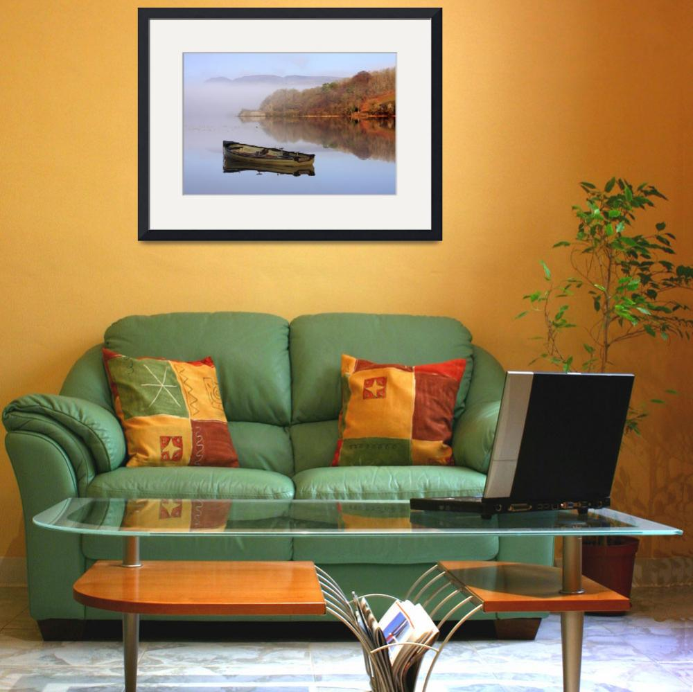 """""""Lough Gill Tranquility""""  (2010) by haukesteinberg"""