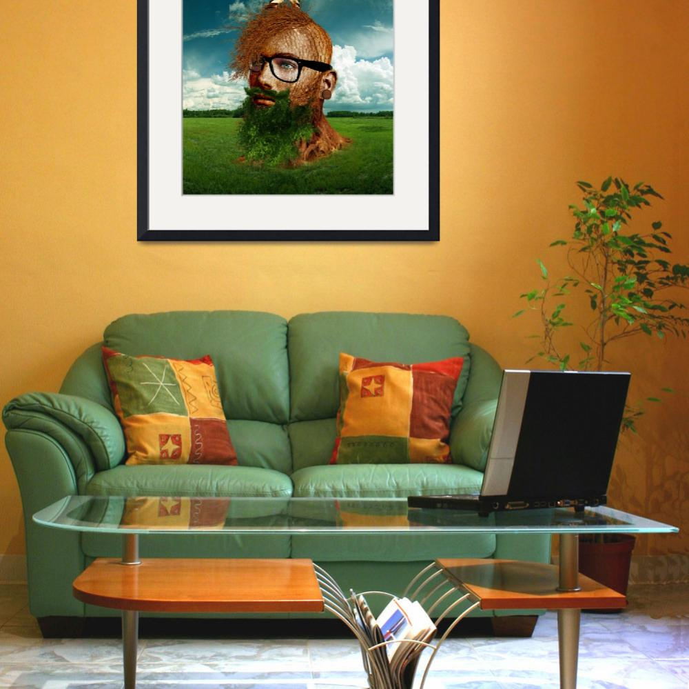 """""""Eco Hipster""""  (2014) by MarianVoicu"""
