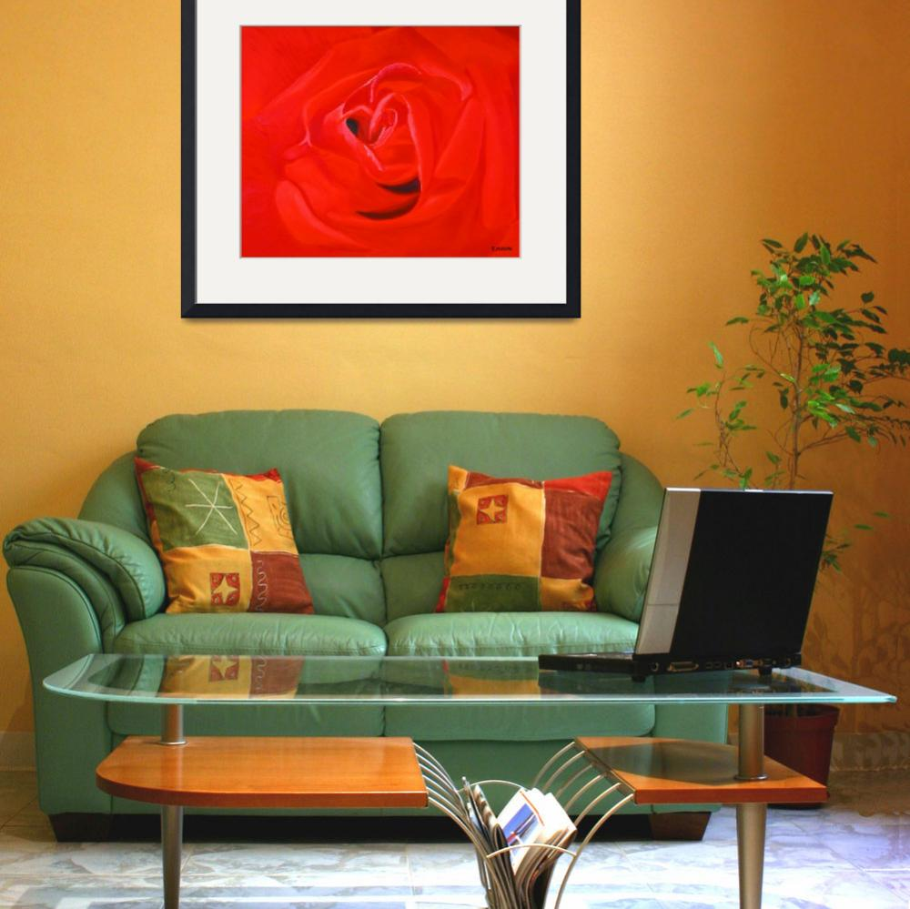 """""""A rose for you""""  (2010) by si"""