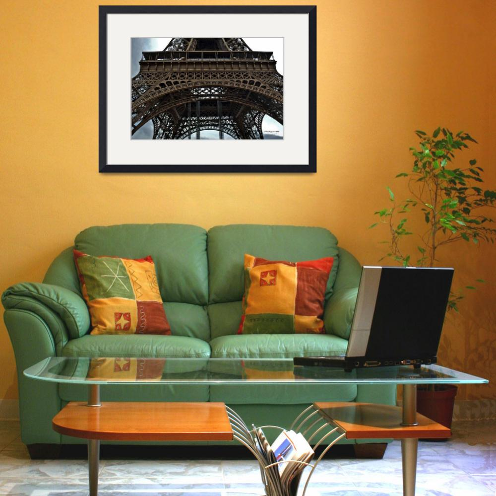 """""""72 Names - Base of Eiffel Tower""""  (2012) by awsheffield"""