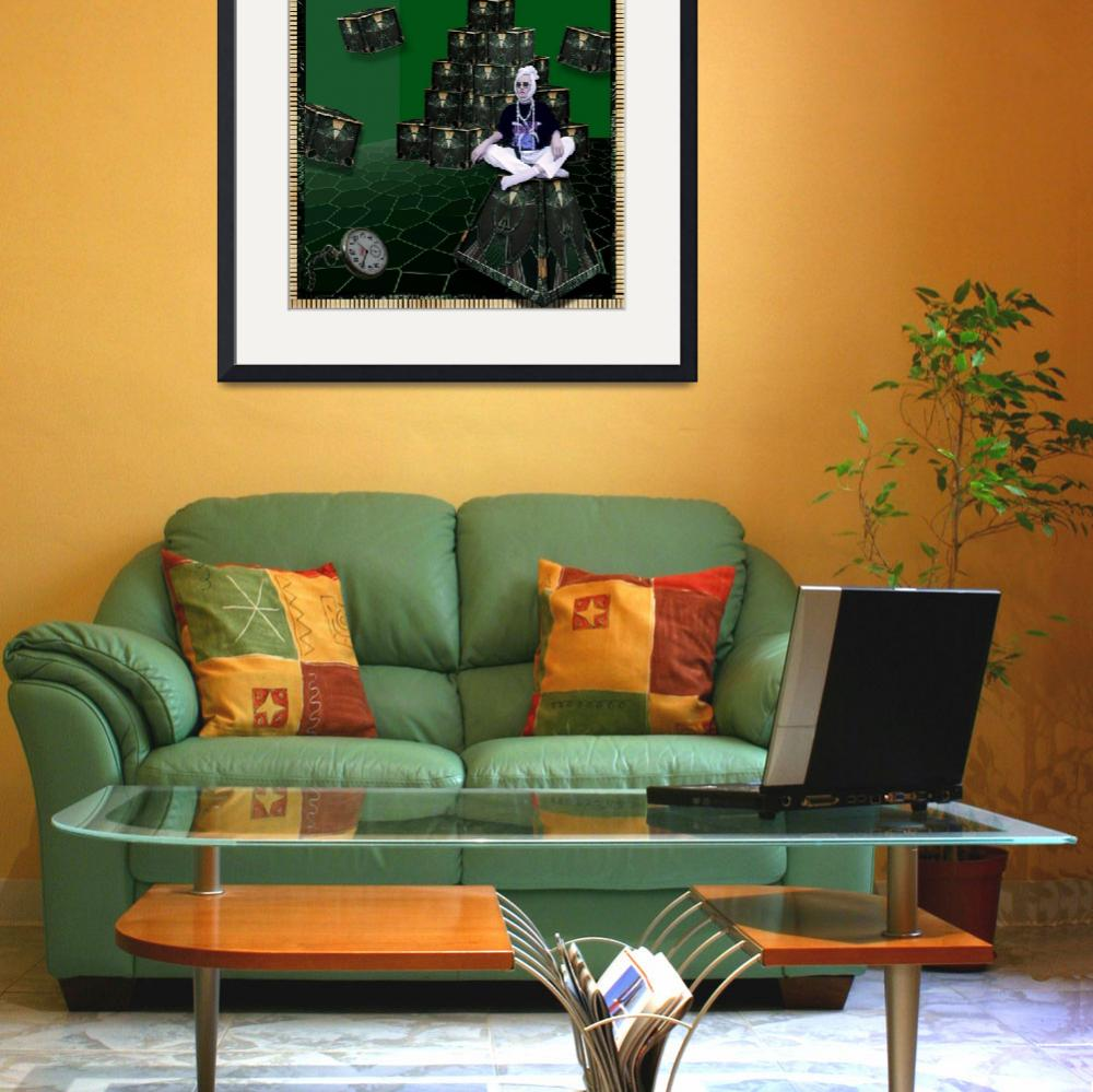 """""""baby-doll-in-the-green-room-pierre-dumas&quot  by PierreDumas"""