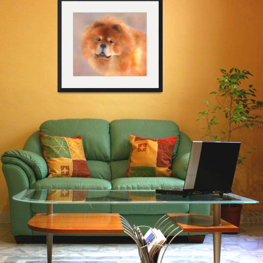 """""""Chow Chow Beauty""""  (2010) by ccfabulous"""