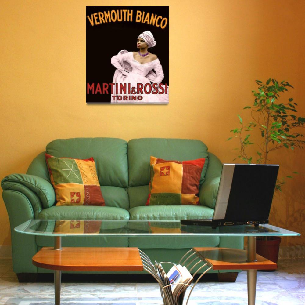 """""""vermouth bianco&quot  (2011) by vintagenblack"""