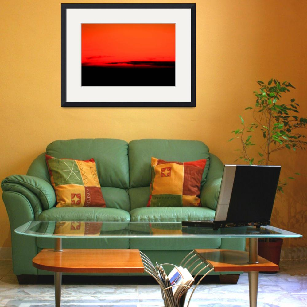 """""""Sunset #4&quot  (2008) by rayjacque"""