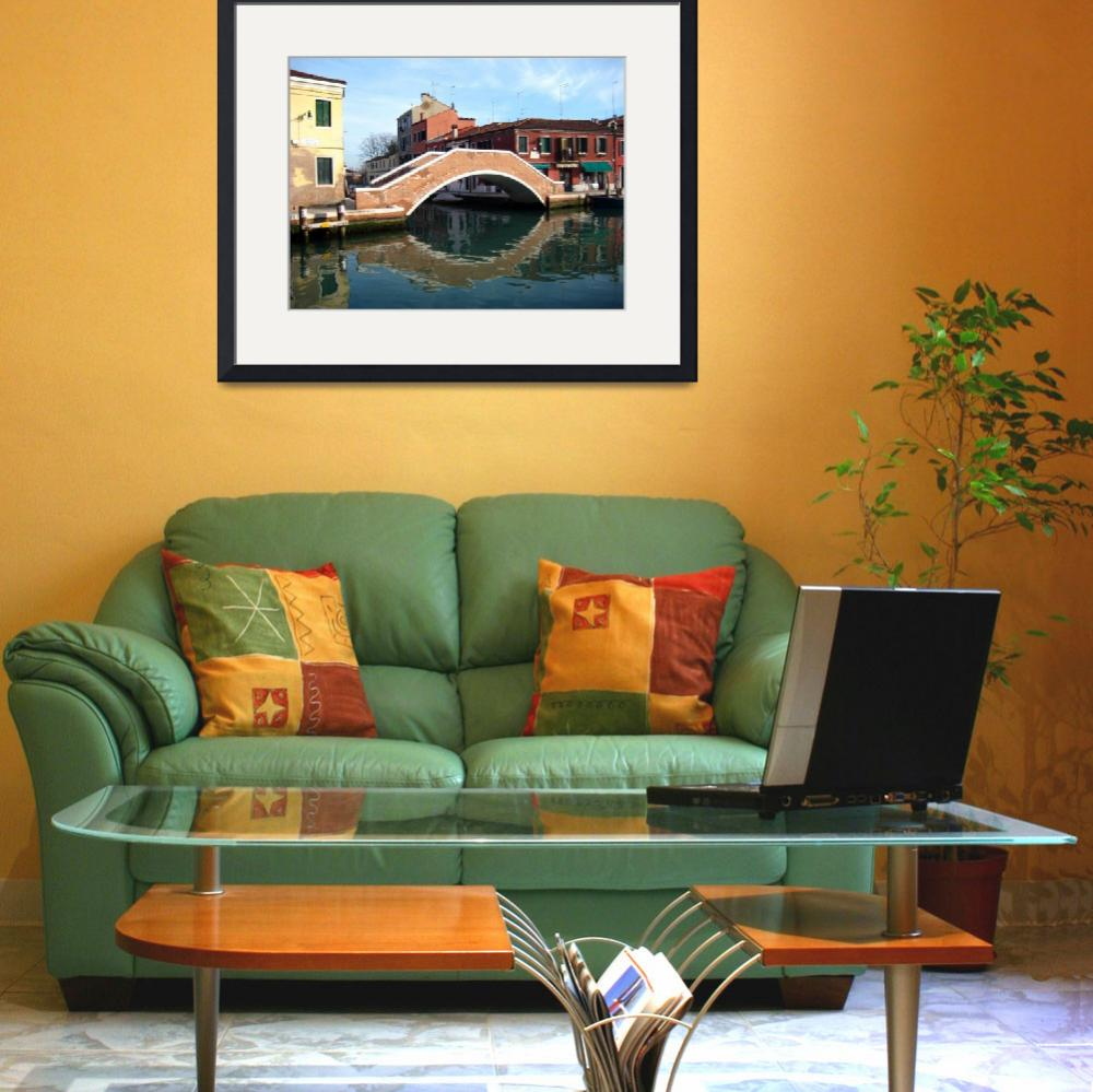 """""""Venice Canal""""  (2008) by Ropponguy"""