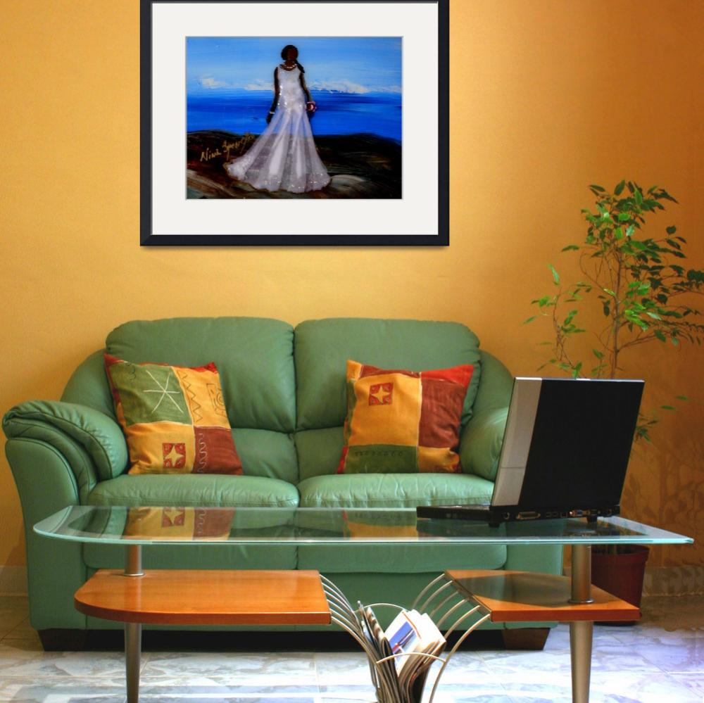 """""""A Bride in Waiting&quot  (2010) by ninaspencer"""
