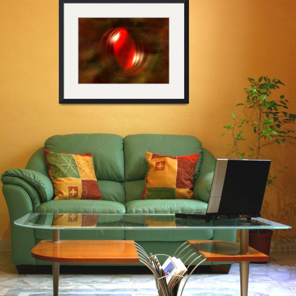 """""""Red Planet""""  (2013) by ArtPrints"""