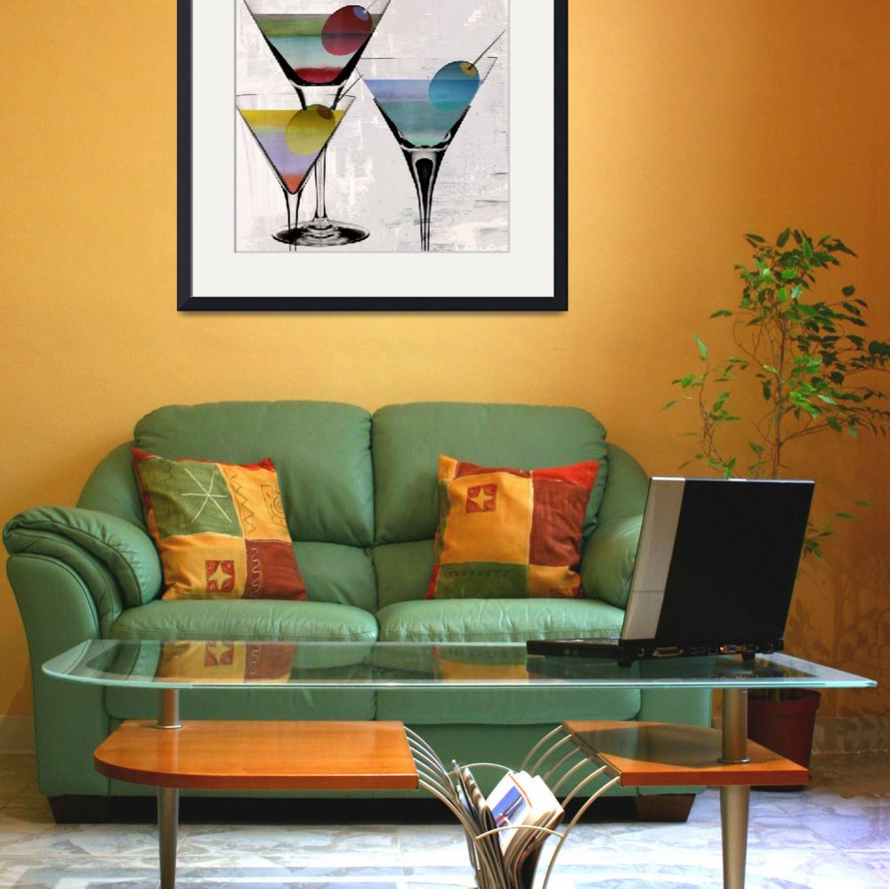 """""""Prism Martini&quot  (2018) by MindyDidIt"""