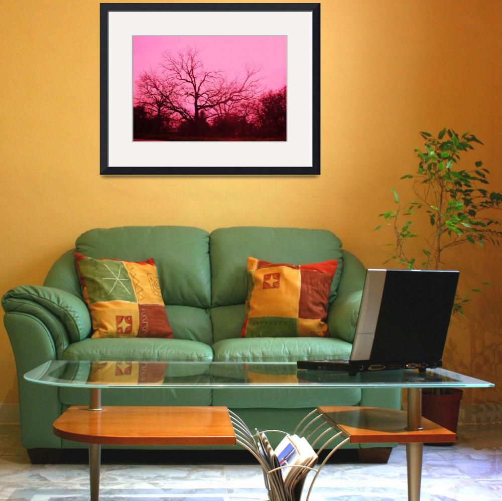 """""""Ponderously Pink3&quot  (2012) by DigitalCreations"""