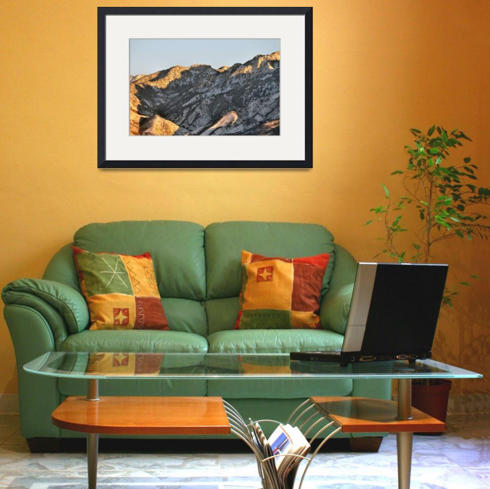 """""""Wasatch Mountains 02&quot  (2010) by brucet"""