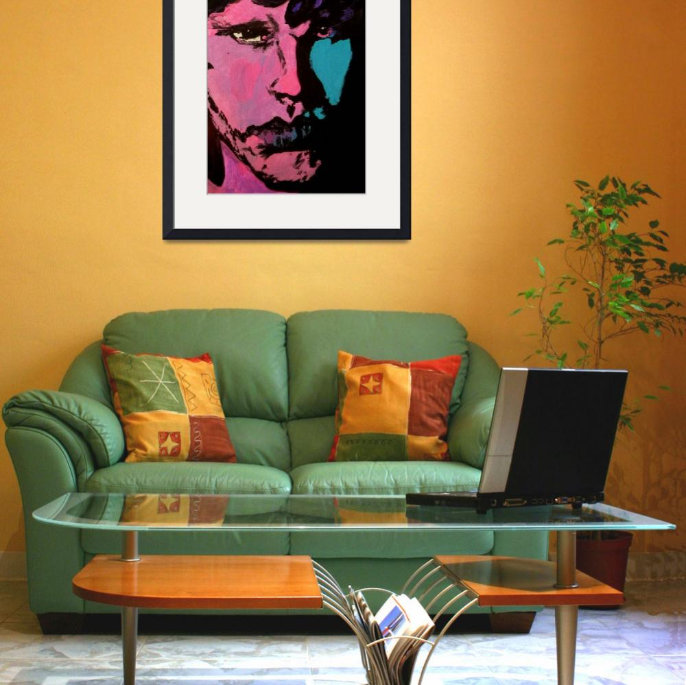 """""""Another Perspective (Jim Morrison)""""  (2012) by ThexLizardxKing"""
