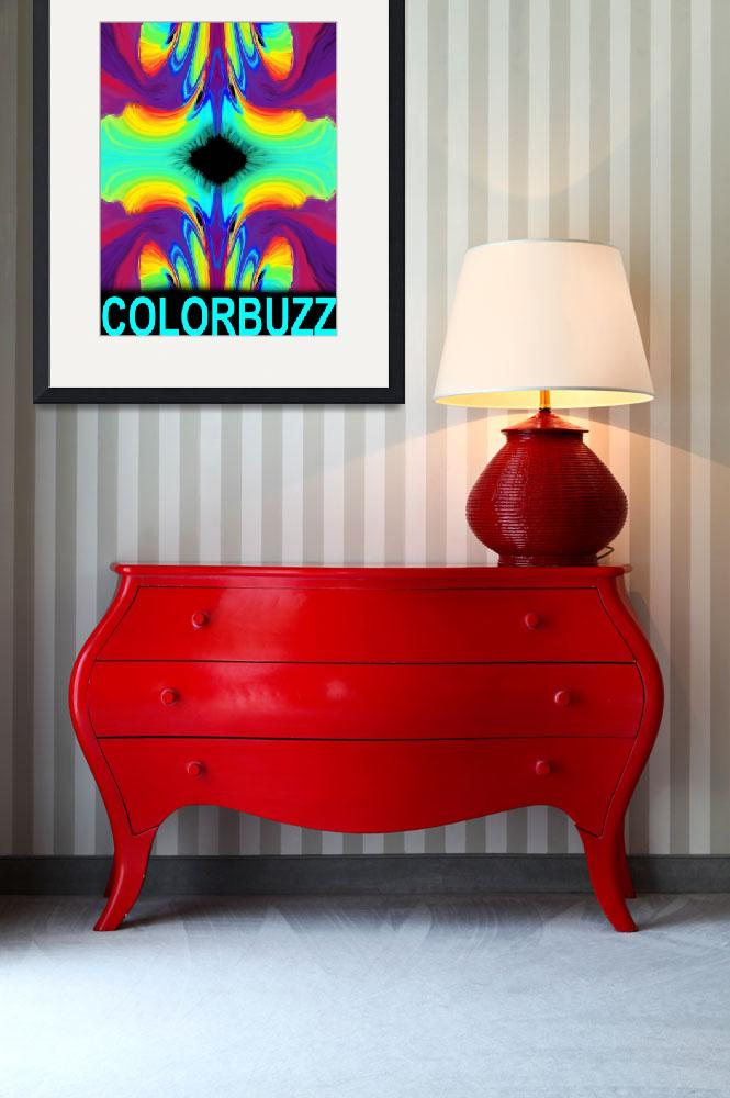"""""""Colorbuzz""""  (2010) by ToxicCub"""