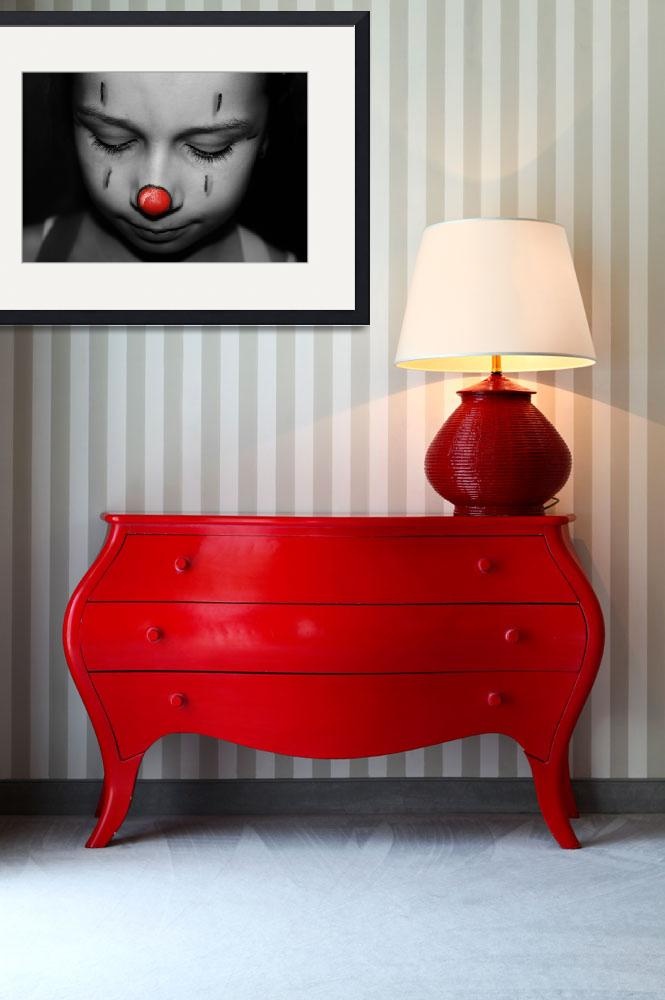 """""""Red nose""""  (2010) by KiandraPhotography"""