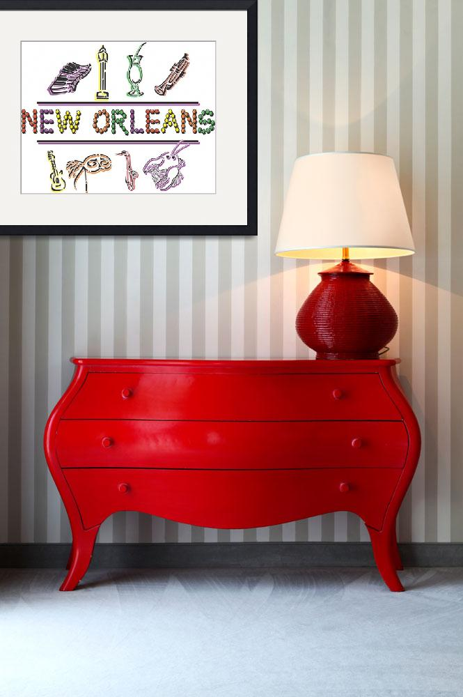 """""""New Orleans""""  (2013) by crazyabouthercats"""