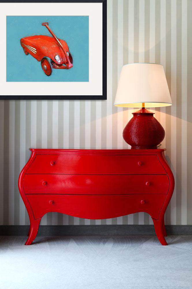 """""""Little Red Wagon""""  (2013) by Michelle1991"""