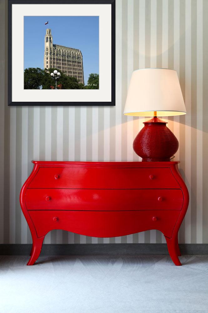 """""""Emily Morgan Hotel&quot  (2009) by dlstein"""