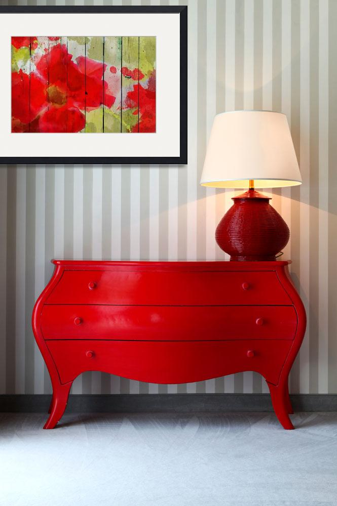 """""""Beautiful in Red&quot  by Aneri"""