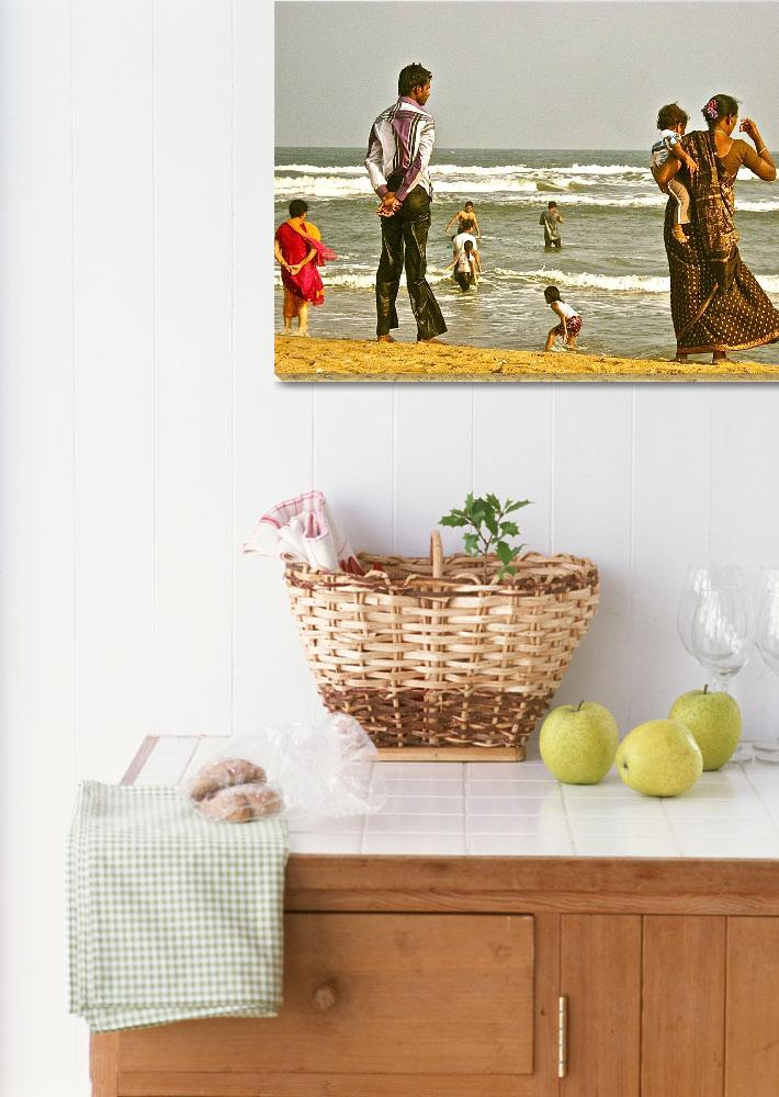 """Families at play&quot  by yvesbarre"