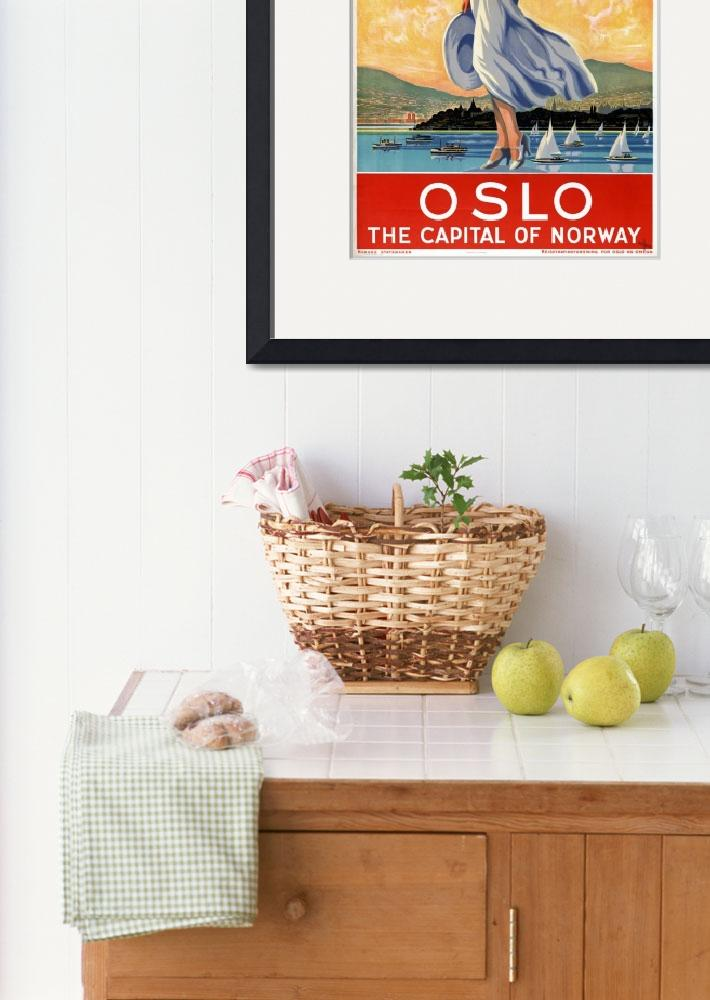 """""""Travel OSLO&quot  (2011) by dalidayna"""