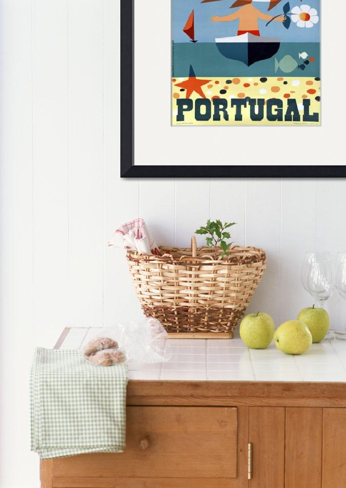 """""""Travel Portugal&quot  (2011) by dalidayna"""