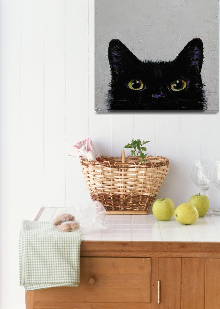 """""""Black Cat&quot  by creese"""