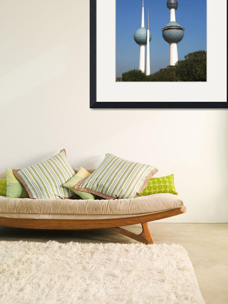 """Kuwait Towers&quot  (2008) by Just4Fun"