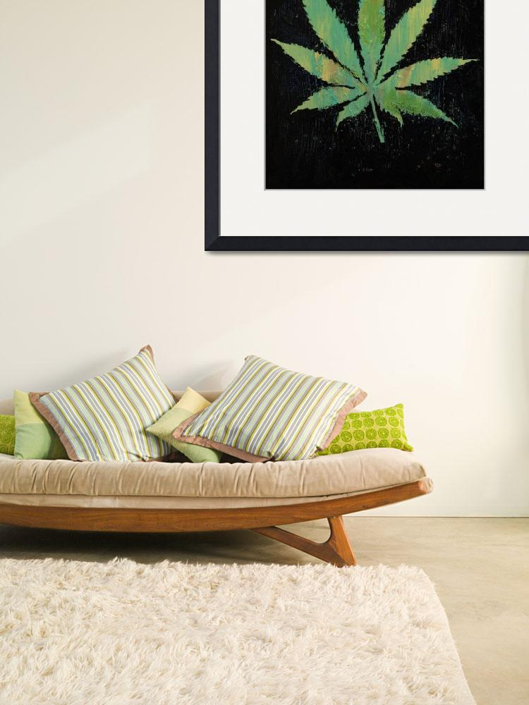 """""""Pot Leaf&quot  by creese"""