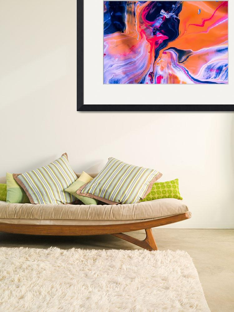 """""""Willis Abstract Art Collection Framed Print&quot  by buddakats1"""