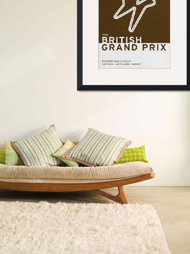"""Legendary Races - 1948 British Grand Prix&quot  by Chungkong"