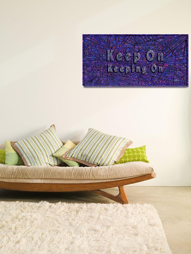 """""""keep on keeping on&quot  (2007) by DCLWolf"""