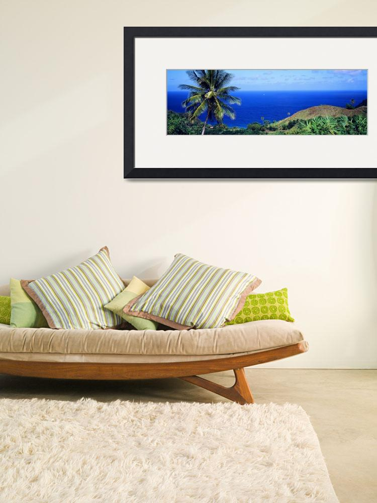 """""""Pigeon Point Tobago&quot  by Panoramic_Images"""