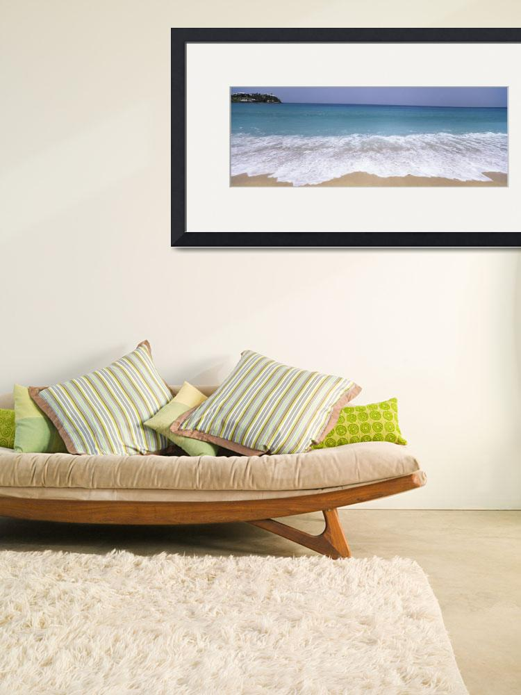 """""""Surf on the beach&quot  by Panoramic_Images"""