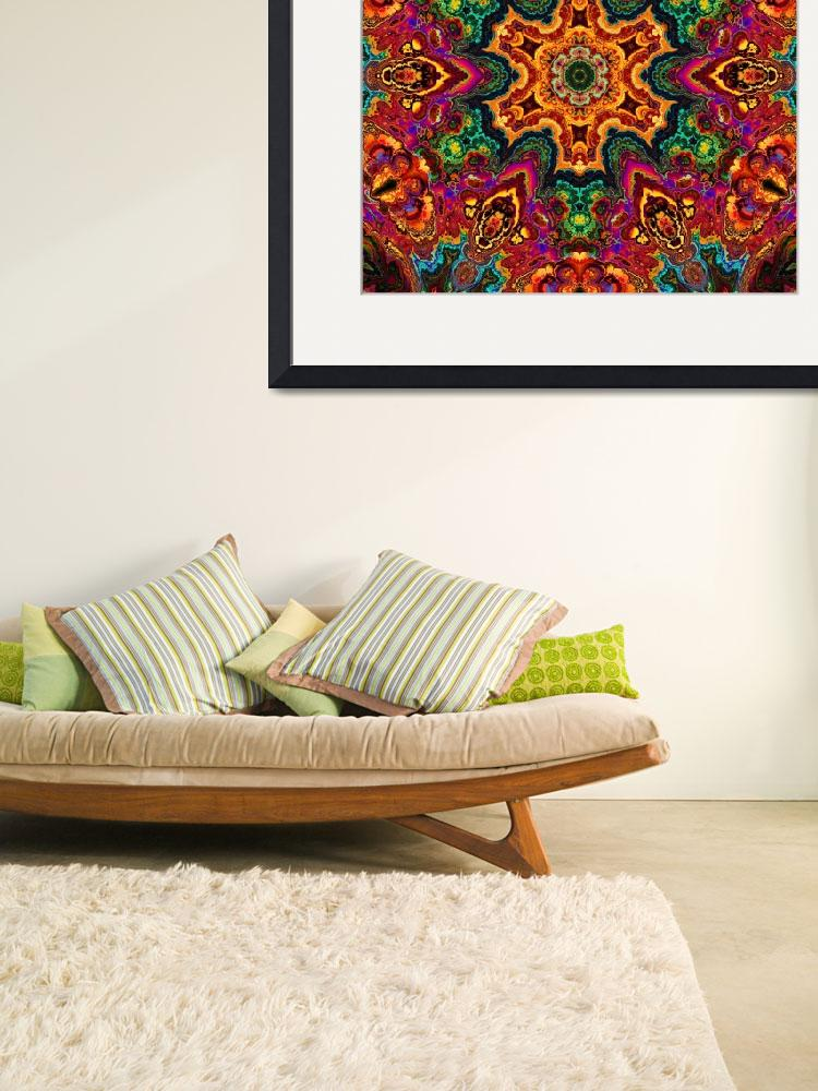 """""""christmas abstract-enamel&quot  by Art_by_Lilia"""