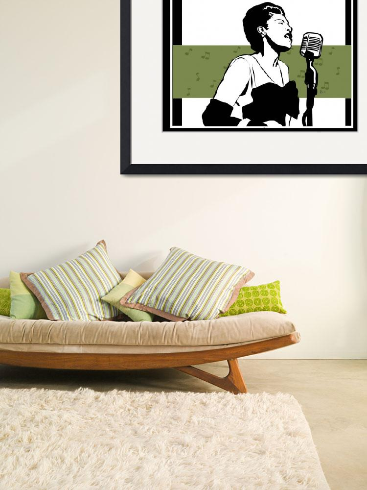 """""""redbubble billie-01&quot  by RichDelux"""